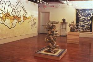 INSTALLATION: SCHOOLHOUSE GALLERY: PROVINCETOWN