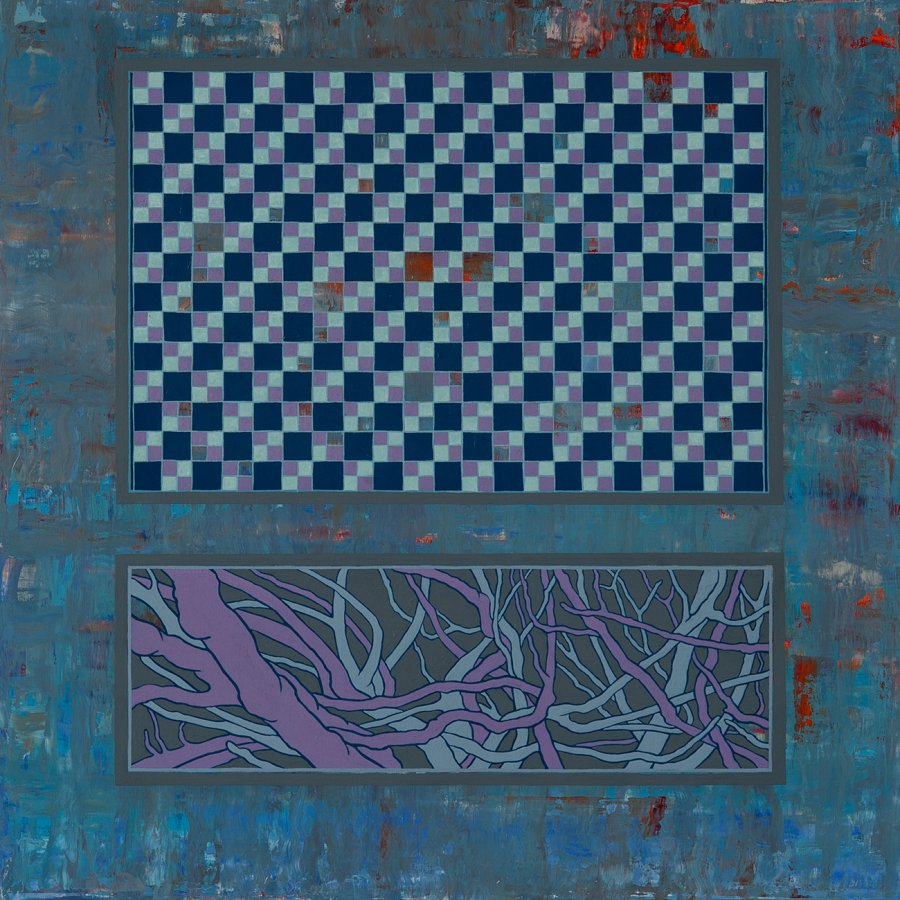 """QUILTED"" by Paul Stopforth: THRESHOLD #1"