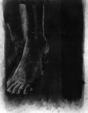 """BIKO SERIES (FEET)"" by Paul Stopforth"